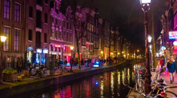 Two Weeks of Learning About Sex and Culture in Amsterdam = Best Class Ever