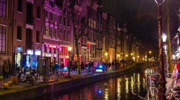 I'm Teaching About Sex and Culture in Amsterdam for the Next Two Weeks!