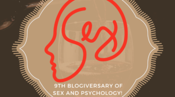 9 Years of Great Sex: It's the Ninth Blogiversary of Sex and Psychology!