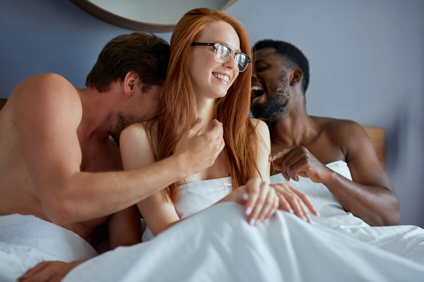 How Many People Have Ever Had a Threesome?