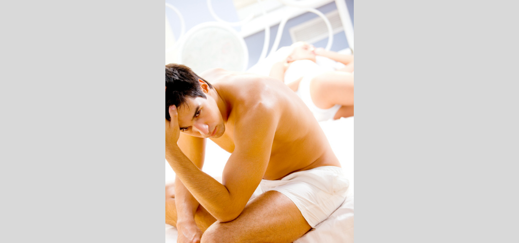 Men's Most Common Sexual Problems (Infographic)