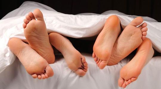 Americans' No. 1 sexual fantasy? Survey says ...