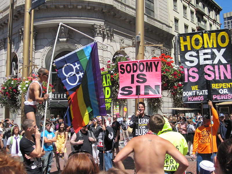 Are Homophobic People Repressing Their Own Same-Sex Desires?