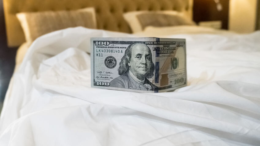 How Many Americans Have Paid For Sex Before?