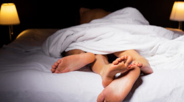 How Much Sexual Experience Are You Comfortable With Your Partner Having?