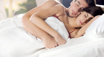 Are Men Really the First Ones to Fall Asleep After Sex?