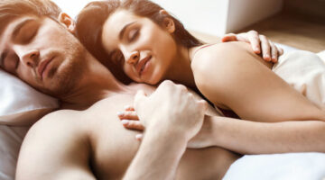 People Say That 1 in Every 5 Dreams They Have is About Sex