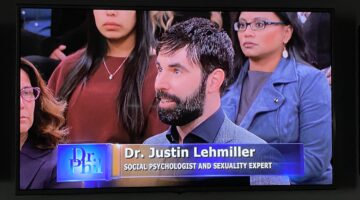 Catch Me On The Dr. Phil Show!
