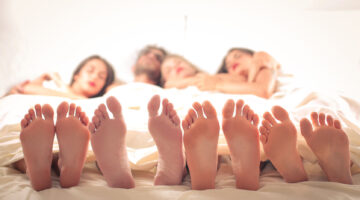 Sharing and Acting on Group Sex Fantasies: Gender and Sexual Orientation Differences