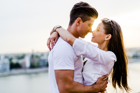 Why Romantic Partners Tend To Look Like Each Other