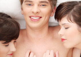A Top Ten List of Men's Sexual Fantasies: Football, Threesomes, Star Wars and More