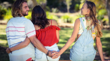 Forbidden Fruit: How Many of Us Have Fantasized About Our Partner's Best Friend? Or Their Sibling?