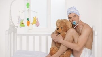 Psychological Characteristics Of The Adult Baby/Diaper Lover Fetish Community