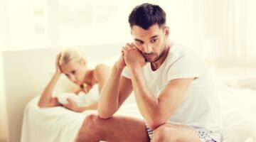 How Do You Help a Partner Who is Depressed? Advice From a Sex Therapist