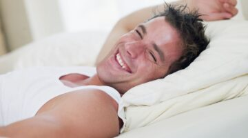 """Sex Question Friday: Why Do Men Get """"Morning Wood?"""""""