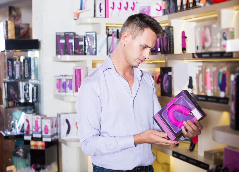 What Men Who Use Sex Toys Know That You Don't