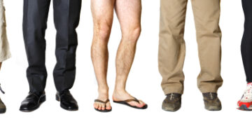 Characteristics of Gay and Bisexual Men with Foot Fetishes (Infographic)