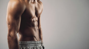 Upper Body Strength Plays A Big Role In Men's Physical Attractiveness