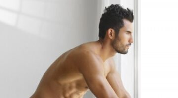 Characteristics of Male Sex Workers (Infographic)
