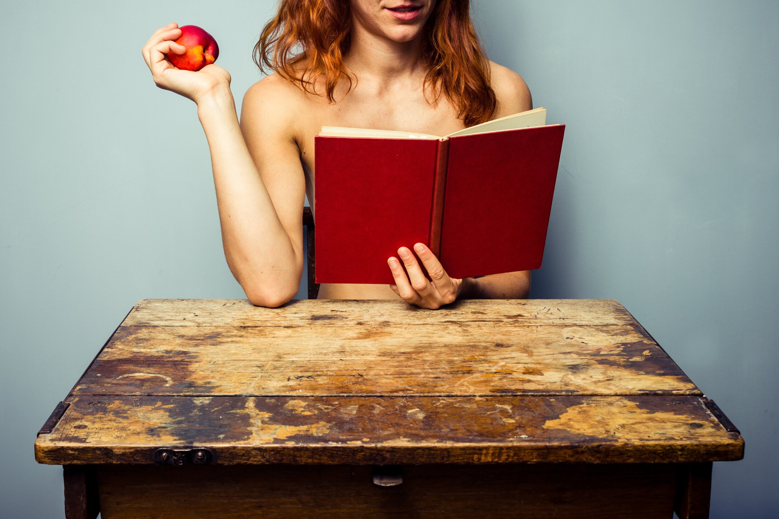 Lockdown Reading Recommendations for People Who Like to Read About Sex
