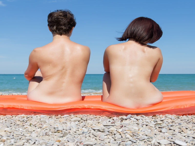Spending Time Naked With Strangers—In a Safe Space—Can Improve Body Image