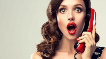 The History of Obscene Telephone Calls