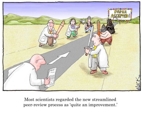 A Concise Guide to Reviewing Journal Articles in Psychology