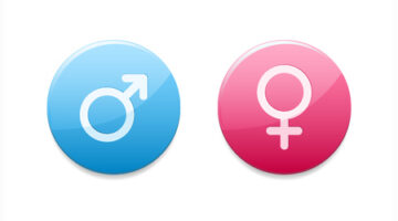 Pink And Blue Weren't Always Gendered Colors