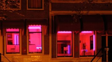 What Legalized Prostitution Looks Like in the Red Light District