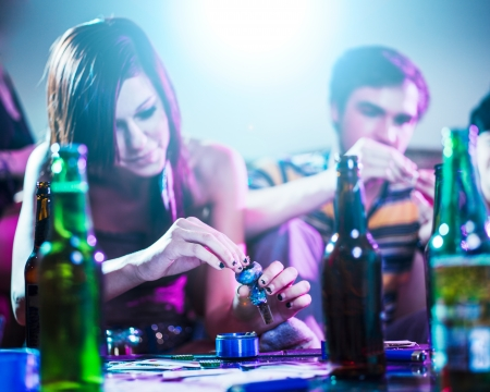 How Booze and Weed Affect Us During Sex