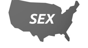 Changes in Americans' Sexual Attitudes and Behaviors Since the 1980s (Infographic)