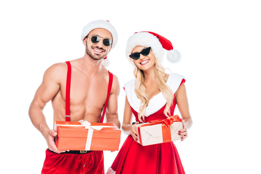 Holiday Shopping Ideas For The Sexy People In Your Life