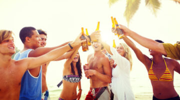 Why So Many College Students Have Risky Sex on Spring Break