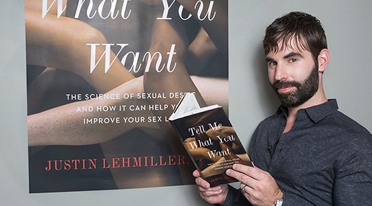 'Tell Me What You Want' looks at sexual fantasies and the science of desire